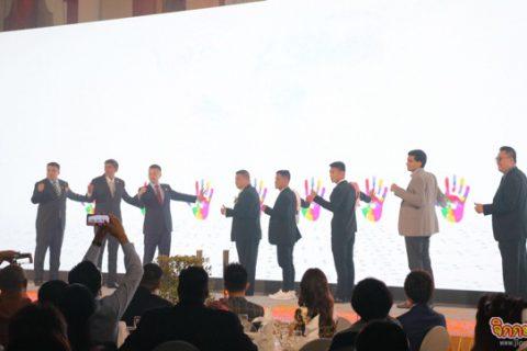 มานพ โตการค้า จับมือ จีโอบีเอ ทีวี ผุดช่องทีวีไทยจีน HD 4 ช่องรวด บนจานส้มไอพีเอ็ม