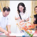 "งาน ""Marine Eco-label Japan week in Bangkok Restaurant Fair"""