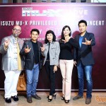 'Isuzu MU-X Privileged Talk and Concert by Love Leisure