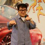 #แจ๊คกี้ ชาน ( #เฉินหลง ) ร่วมงาน รอบสื่อมวลชน #กังฟูโยคะโยคะสู้ฟัด  #KUNGFUYOGA พร้อมเล่าวีรกรรม กับ super car 450 คัน