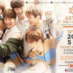 """หนุ่มๆ #ASTRO ส่งคลิปตรงหาแฟนชาวไทยพร้อมมอบความสุขใน """"ASTRO THE 1st SEASON Showcase in BANGKOK 2016"""""""