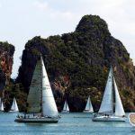 การแข่งขันเรือใบนานาชาติ เดอะ เบย์ รีกัตต้า ฉลองครบรอบปีที่ 20 ต้อนรับนักแล่นใบทั่วโลกสู่ทะเลอันดามัน