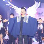 #ปู ไปรยา, #เจมส์ มาร์ , #เดียร์น่า ฟลีโป, #แตงโม นิดา, #เกรซ กาญจน์เกล้า ร่วมเดินแบบ ในงาน Await Fashion show by Supachai