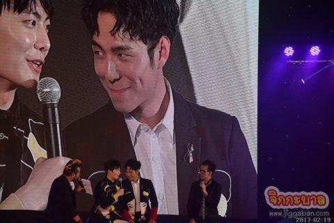 LEO • LUCAS 1st Fan Meeting in Bangkok