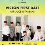 เหล่าอลิซรวมพล! งานนี้ไม่โสด  กับ 7 หนุ่ม VICTON ใน `VICTON FIRST DATE WITH ALICE IN THAILAND'