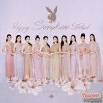 """""""PLAYBOY BUNNY สวยสง่าในชุดไทยต้อนรับเทศกาลปีใหม่ วันสงกรานต์ 2560"""""""