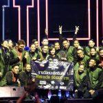 "HHI Thailand จัดแข่งขันชิงชนะเลิศ ""Thailand Hip Hop Dance Championship 2017 """