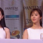 #GirlsGeneration #Yuri & #SeoHyun #SNSD บินตรงร่วมงานเปิดตัว #แพนทีน Global #Presenter