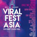 VIRAL FEST ASIA 2017 ณ Show DC