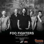 """ขาร็อคเตรียมนับถอยหลังรอกระหน่ำความมันส์ ไปกับวงร็อคระดับตำนาน """"Foo Fighters"""" ในคอนเสิร์ต """"Foo Fighters Live in Bangkok"""" วันที่ 24 สิงหาคมนี้ !!"""