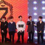 """งานแถลงข่าว #GOT7 THAILAND TOUR 2017 """"NESTIVAL"""""""