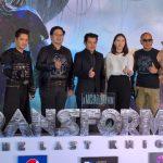 """Thailand Gala Premiere Transformers 5"""