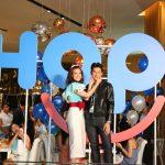 """ไม่เสียชื่อคู่หวาน #หมาก #คิม #พริ้มรัก จัดหนัก 5 ช็อตหวานสะท้านใจติ่ง ชิม """"ไอฮอป"""" (IHOP) แพนเค้กอร่อยระดับโลก สาขาแรกในประเทศไทย"""