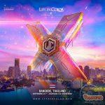 "LIFE IN COLOR ""The World's Largest Paint Party"" ครั้งแรกในไทย กับปาร์ตี้สาดสีที่ใหญ่และมันส์ที่สุดในโลก"