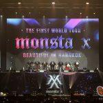 """ที่สุดของความฮอต!! """"MONSTA X THE FIRST WORLD TOUR BEAUTIFUL IN BANGKOK"""""""