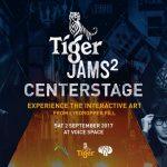 """ร่วมเปิดปรากฏการณ์การแจมส์ครั้งยิ่งใหญ่ และมาปลด ปล่อยความกล้าในตัวคุณ ในคอนเสิร์ต """"Tiger Jams2 CenterStage"""""""