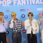 งานแถลงข่าวคอนเสิร์ต iMe K-Pop Fantival 2017