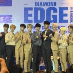 "งานแถลงข่าว '2017 SEVENTEEN 1ST WORLD TOUR ""DIAMOND EDGE"" IN BANGKOK'"