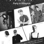 สาวกฮิพฮอพห้ามพลาด! K-Hip Hop Party in Bangkok เปิดจองบัตรแล้ว 8 ต.ค.นี้