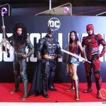 """อลังการเปิดตัวหนัง Justice League ดาราพาเหรดร่วมเดินพรมแดง ในงาน """"Thailand Gala Premiere Justice League"""""""
