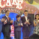 #เป๊กผลิตโชค #เนมปราการ #แพนเค้ก ร่วมงาน S&P Cake Carnival