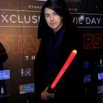 """รุจ-ศุภรุจ เชิญลูกค้าชมภาพยนตร์รอบพิเศษ """"Star Wars: The Last Jedi"""""""