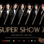 "SUPER JUNIOR WORLD TOUR "" SUPER SHOW 7 "" in BANGKOK 28 ม.ค. 2561 !"