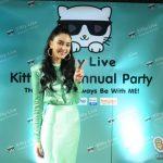 """""""Kitty Live Annual Party"""" พร้อมโชว์สุดพิเศษจาก """"ใหม่"""" ดาวิกา"""