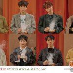 ' EXO ' กลับมาเสิร์ฟความอบอุ่น รับลมหนาวปี 2017 แนวร็อค บัลลาด Universe !