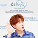 "#JEONGSEWOON THE FIRST FAN MEETING IN BANGKOK ""BE HAPPY!"