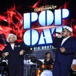 #ป๊อบ #โอ๊ต เสิร์ฟความสนุกสะเทือนเวที  COVER NIGHT PLUS POP OAT – BIG BROTHER