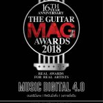 The Guitar Mag Awards 2018 Real Awards for Real Artists