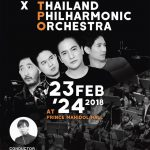 Tattoo Colour X Thailand Philharmonic Orchestra