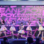 """โดม กบ มิ้นต์ BNK48 ฉลองเปิด """" EVEANDBOY Fashion Island"""""""