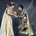 #หมาก #คิม #ควงคู่ #เหินฟ้าฉลองตรุษจีนรับปีจอมหามงคล กับ คิงเพาเวอร์รางน้ำ