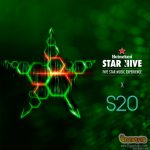 "Heineken® Star Hive เปิด S2O Songkran Music Festival 2018"" พร้อม Open Your World"
