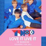 """4 หนุ่มส่งคลิปอ้อนแฟนคลับชาวไทย เตรียมพบกันใน """"YDPP LOVE IT LIVE IT IN BANGKOK 2018"""""""