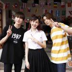 ฮวียอง และ ชานิ วง SF9 ลัดฟ้าร่วมแจมซิตคอมไทย สภากาแฟ 4.0