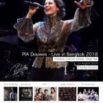 """""""เพีย เดาเวส""""นักร้องชื่อดังของยุโรป กับคอนเสิร์ตครั้งแรกในเมืองไทย 13 สิงหาคมนี้"""