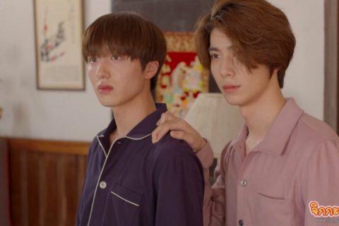 """กรี๊ดหนักมาก! มีคนตาดีแอบเห็น """"ชานิ-ฮาวียอง"""" สองหนุ่ม SF9 ซุ่มเงียบบินตรงเชียร์บอลที่ไทย"""