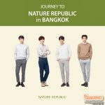 JOURNEY TO NATURE REPUBLIC WITH EXO IN BANGKOK 2018 6 สิงหานี้