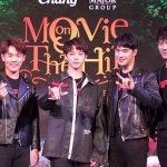 "SBFIVE ชวนไปดูหนังบนเขา ในงานแถลงข่าว Chang – Major Movie on the Hill: Miracle Moment"""