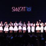 """13 สาว """"SWEAT 16!"""" สุดกลั้น ยอมรับน้ำตาซึม หลังโอตะร่วมไฮไฟฟ์ เชกิ แน่นขนัด"""