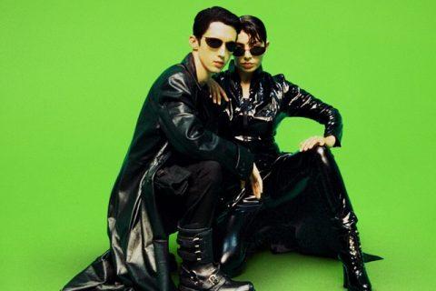 Charli XCX และ Troye Sivan