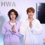 SF9 ตื่นเต้นได้ร่วมเปิดงานนิทรรศการภาพ จอง ยงฮวา โฟโต้ เอ็กซิบิชั่น อินแบงคอก