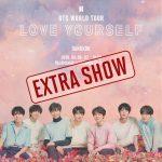สมศักดิ์ศรดีกรีไอดอลระดับโลก บัตร BTS WORLD TOUR 'LOVE YOURSELF' BANGKOK