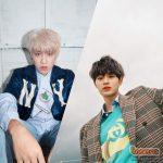 PARK WOO JIN และLEE DAE HWI จาก Wanna One