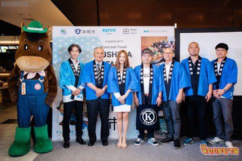 """ลิ้มรสชาติอาหารแบบต้นตำรับในงาน """"Kushima Fair 2019"""""""