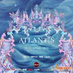 """4B"" บุก ""ATLANTIS WATER FESTIVAL"""