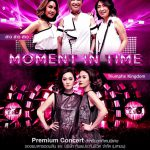 Moment In Time Concert สาว สาว สาว และ Triumphs Kingdom
